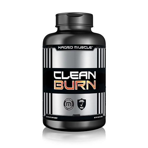 Kaged Muscle Clean Burn 180 Tabletten