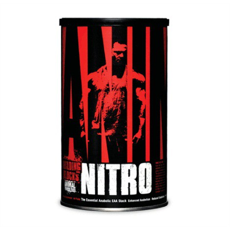 Universal Nutrition Animal Nitro - 44 Packs - EAA