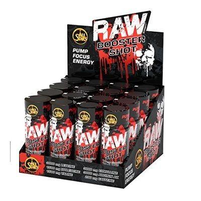 All Stars RAW Booster Shot 16x60ml