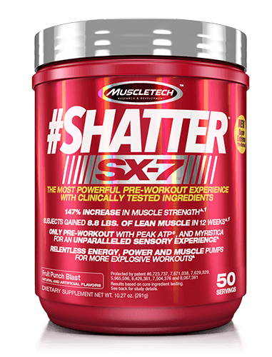 MuscleTech Shatter SX-7 180g