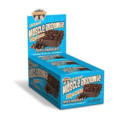 Lenny & Larry Muscle Brownie - (12x 65g)