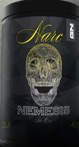 Narc Nemesis by GN Laboratories 400g