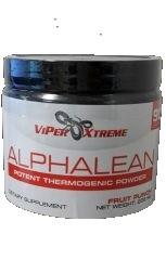 ViPer Xtreme Alphalean 227g - US VERSION PES ALPHAMINE COPY