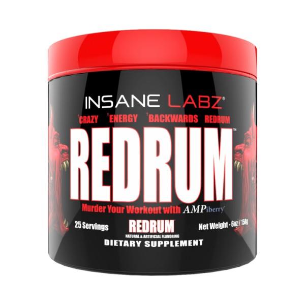 Insane Labz RedRum 158g - 25 Servings
