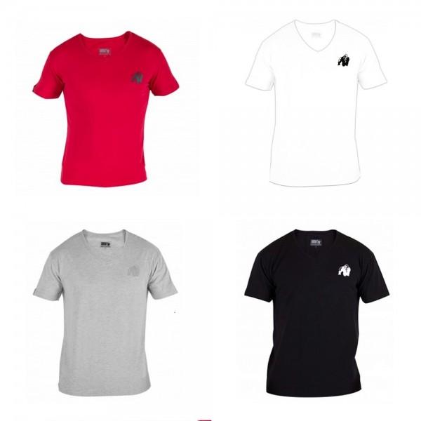 Gorilla Wear Essential V-Neck T-Shirt