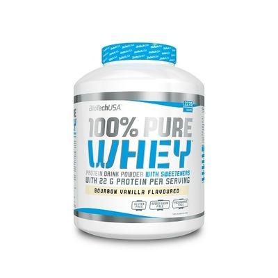Biotech 100% Pure Whey 2270g SONDERANGEBOT + gratis 100% Pure Whey 454g