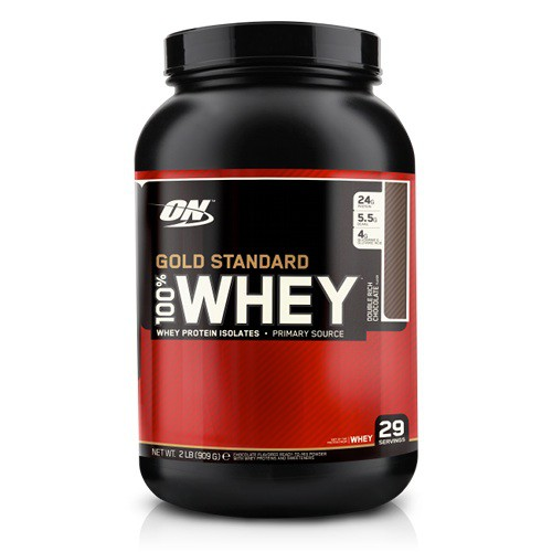 Optimum Nutrition 100% Whey Protein Gold Standard 908g 2lb