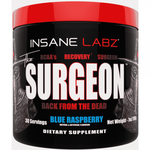 INSANE LABZ The Surgeon 198g - BCAA AMINO