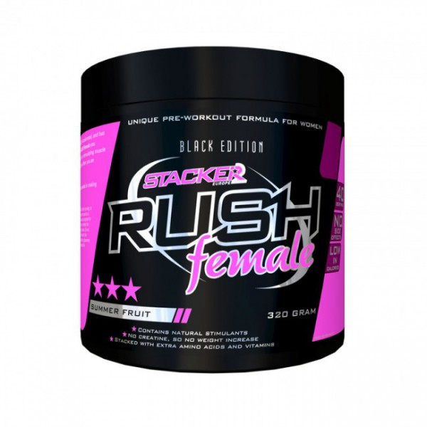 STACKER2 RUSH Female 320g