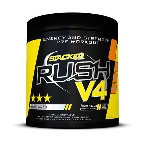 Stacker2 Rush V4 180g & 360g
