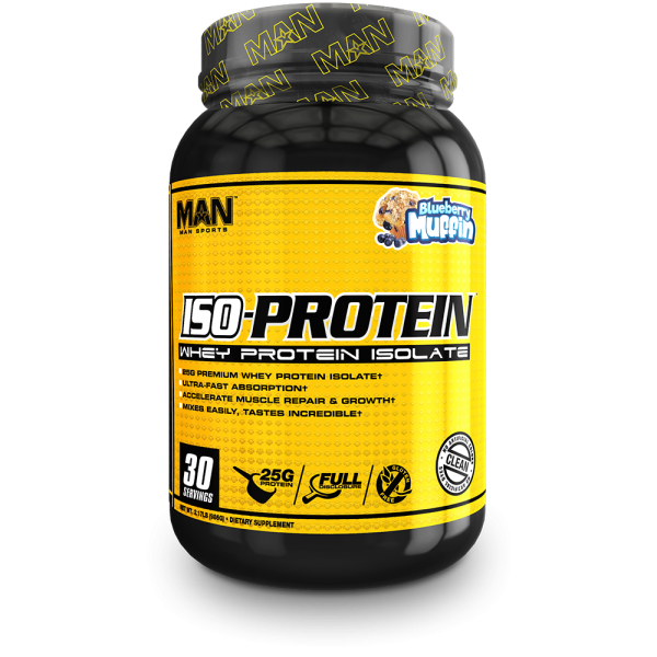 MAN Sports Iso-Protein 986g - 30 Servings