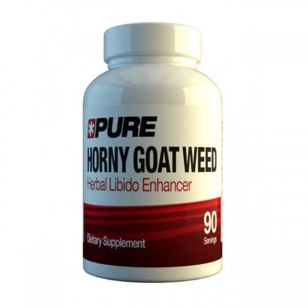 Pure Horny Goat Weed - 250mg x 120 Kapseln