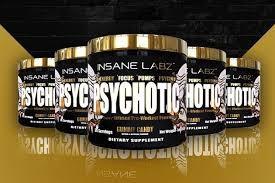 Insane Labz Psychotic GOLD - 35 Servings US VERSION