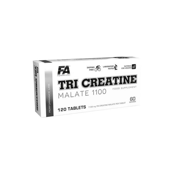 FA Performance Tri-Creatine Malate 1100 - 120 Tabletten