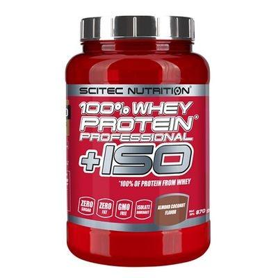 Scitec Whey Protein Prof.+ISO 870g