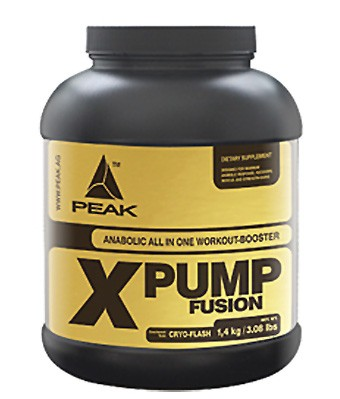 Peak X-Pump Fusion 1400g