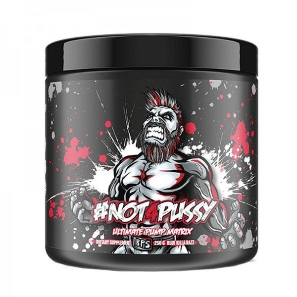 BPS Pharma NOT4PUSSY Ultimate Pump Booster 250g