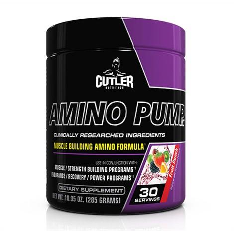 Cutler Nutrition Amino Pump 285g