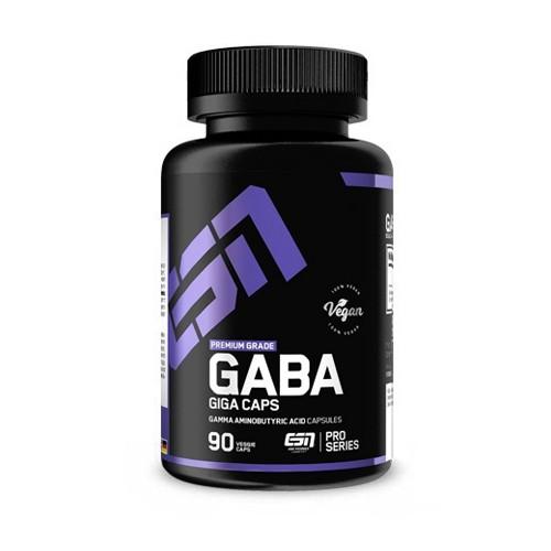 ESN Gaba Giga Caps 90 Kapseln - 1000mg pro Cap