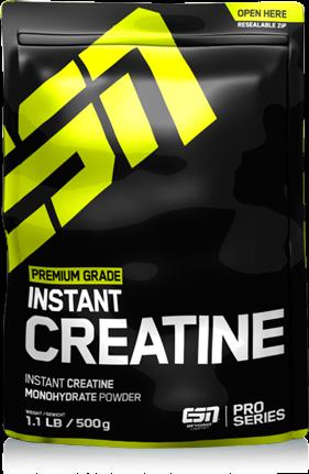 ESN Instant Creatine Monohydrate 500g