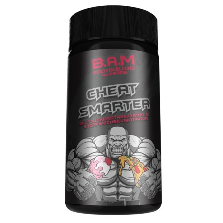 B.A.M Cheat Smarter 90 Kapseln