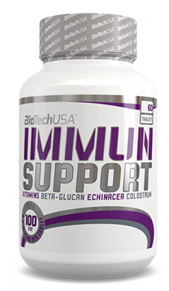 Biotech USA Immun Support 60 Tabletten