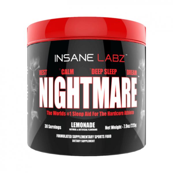 INSANE LABZ Nightmare 225g - SCHLAFSUPPLEMENT