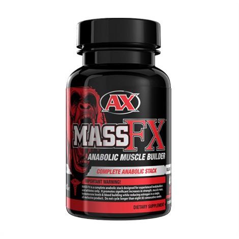 Athletic Xtreme Mass FX Black 112 Kapseln
