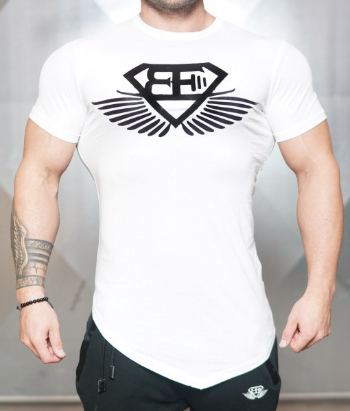 Body Engineers Engineered Life T 2.0 – White Out Size M - SALE