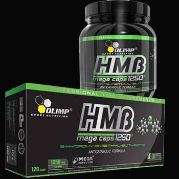 Olimp HMB 1250 Mega Caps (120)