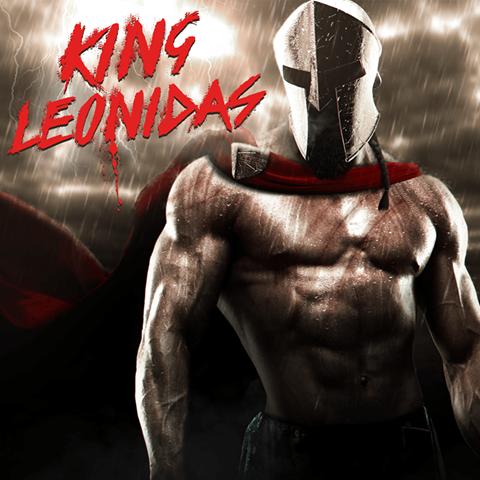 Spartan Rage King Leonidas 60 Kapseln