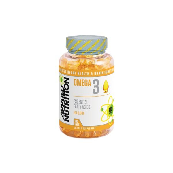 Applied Nutrition Omega-3 - 100 Softgels