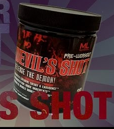 ML Nutrition Devils Shot 180g