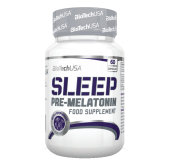 Biotech USA Sleep 60 Kapseln - Melatonin Booster