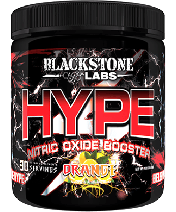 BLACKSTONE LABS HYPE 150g - 30 Servings