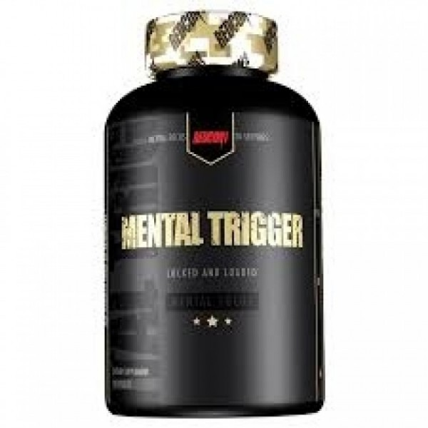 RedCon1 Mental Trigger 60 Kapseln (30 Servings)