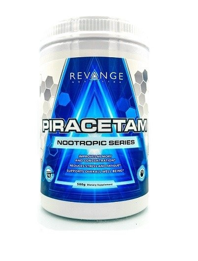 Revange Nutrition Pure Piracetam 500g