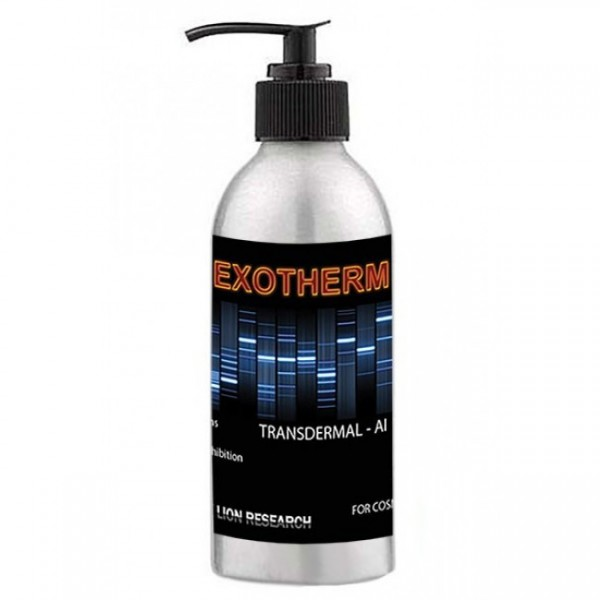 Black Lion Research Exotherm (120ml) Transdermal