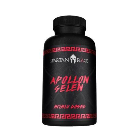 Gods Rage Apollon Selen 60 Kapseln - L-Selenomethionine