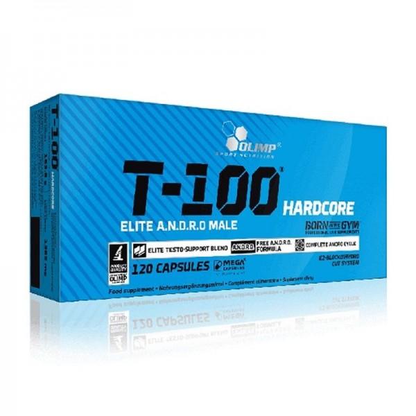 Olimp T-100 Hardcore 120 Kapseln