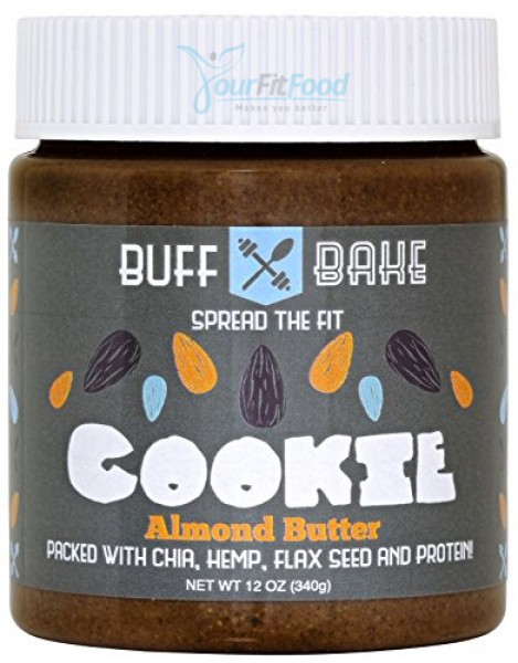 Buff Bake Almond Butter 340g