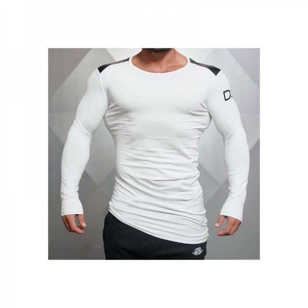 Body Engineers Dream Chaser – Enigma Long Sleeve White