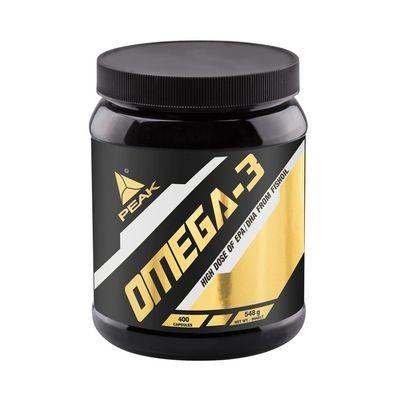 Peak Omega-3 400 Kapseln