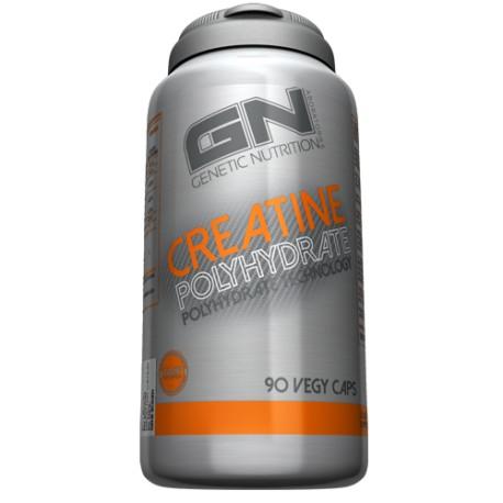GN Laboratories Creatine Polyhydrate 90 Kapseln - CREATIN HCL