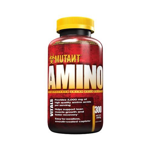 MUTANT Amino 300 Kapseln