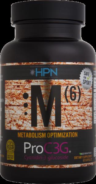 High Performance Nutrition M(6) Metabolism Optimization 60 Kapseln
