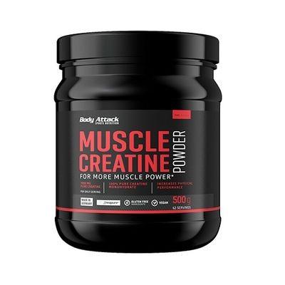 Body Attack Muscle Creatine Creapure 500g