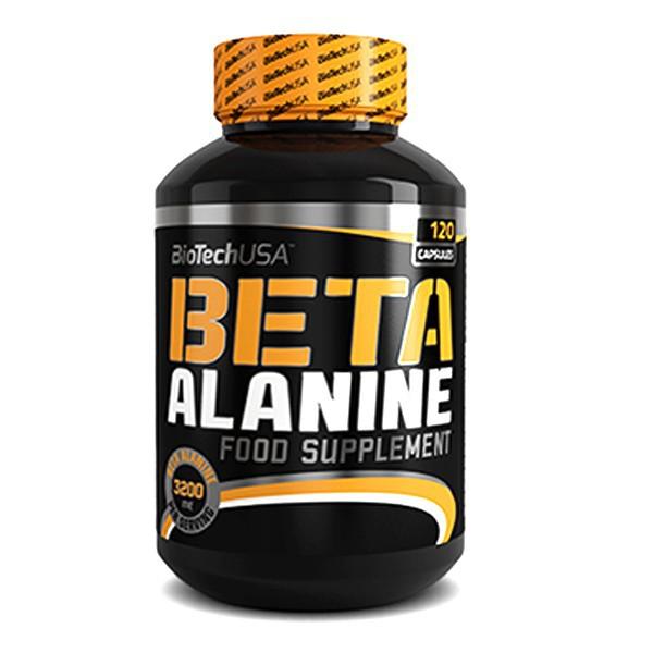 Biotech USA Beta Alanine 120 Kapseln