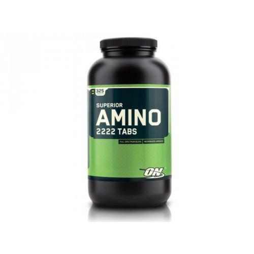Optimum Nutrition Amino 2222 Tabs 320 Kapseln