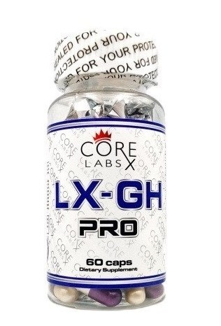 Core Labs LX-GH Pro 60 Kapseln